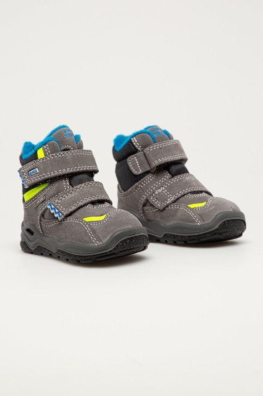 Primigi - Detské topánky sivá