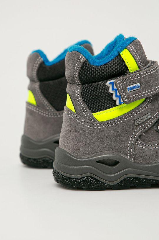 Primigi - Detské topánky  Zvršok: Textil, Prírodná koža Vnútro: Textil Podrážka: Syntetická látka