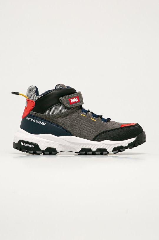 sivá Primigi - Detské topánky Chlapčenský