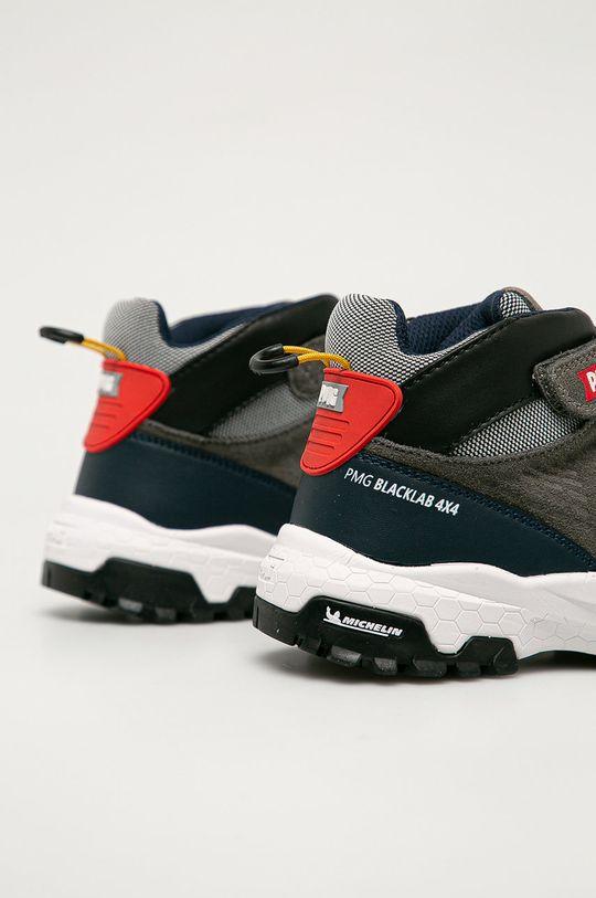 Primigi - Detské topánky  Zvršok: Syntetická látka, Textil, Semišová koža Vnútro: Textil, Prírodná koža Podrážka: Syntetická látka