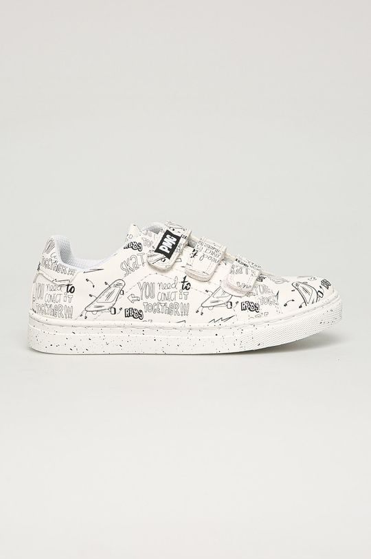 biela Primigi - Detské topánky Chlapčenský