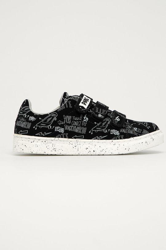čierna Primigi - Detské topánky Chlapčenský