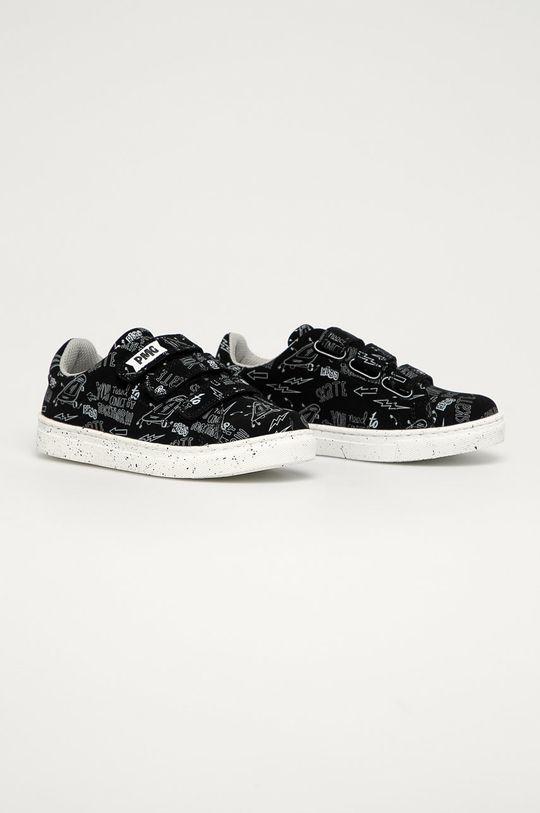 Primigi - Detské topánky čierna