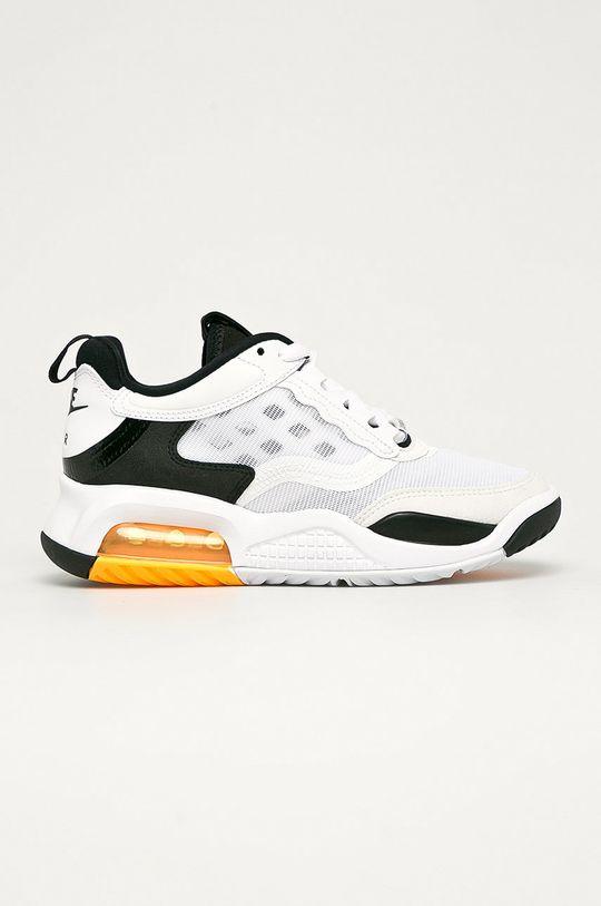 alb Nike Kids - Pantofi copii Jordan Air Max 200 De băieți