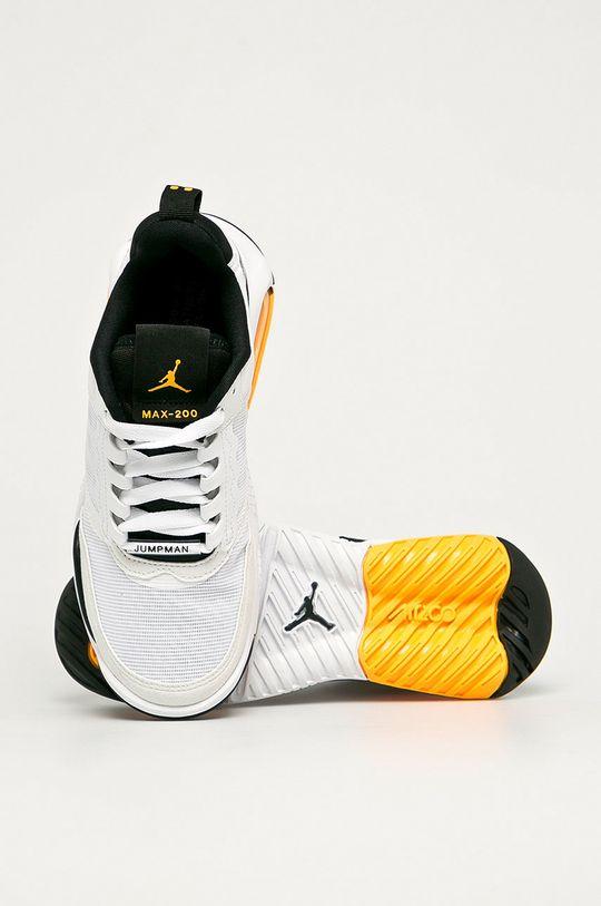 alb Nike Kids - Pantofi copii Jordan Air Max 200
