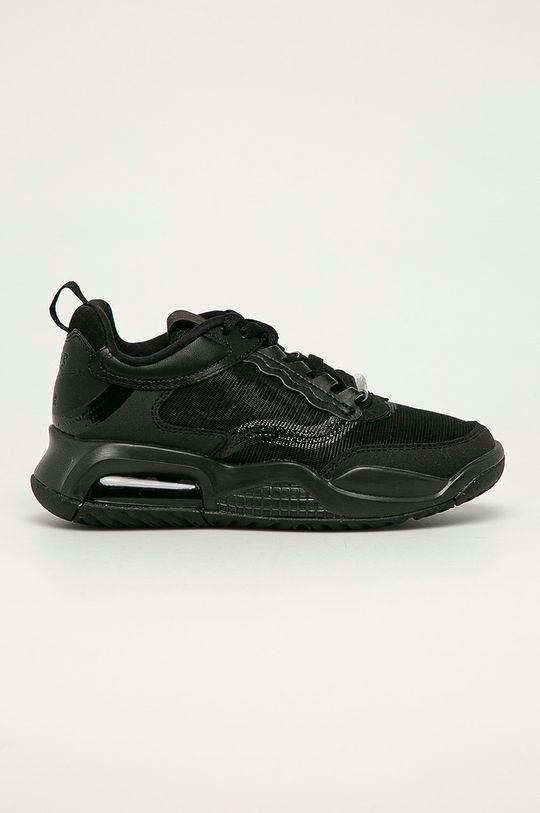 černá Nike Kids - Dětské boty Jordan Air Max 200 Chlapecký