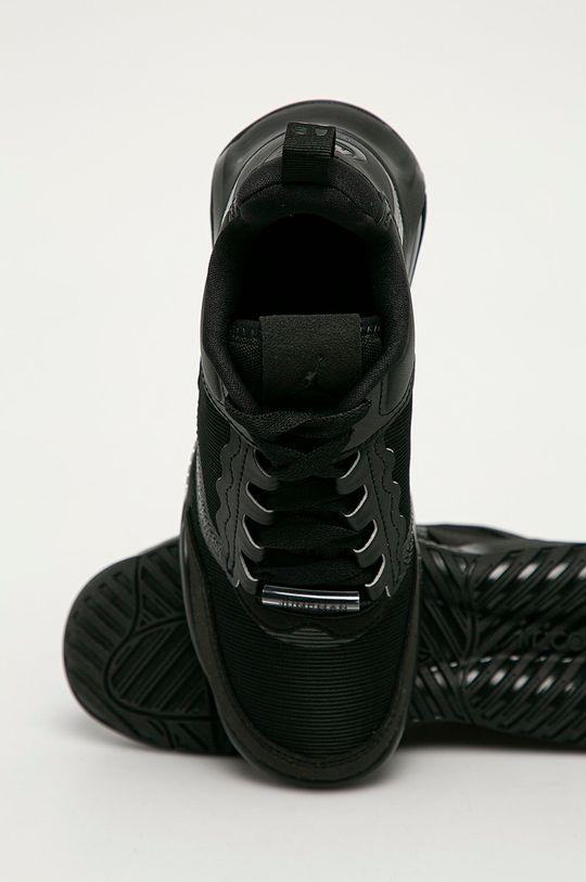 černá Nike Kids - Dětské boty Jordan Air Max 200