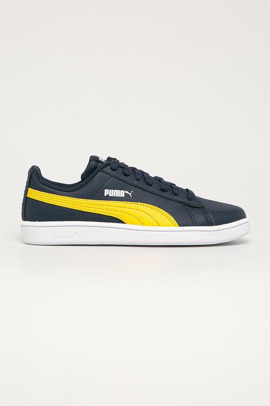 tmavomodrá Puma - Detské topánky UP Jr Chlapčenský