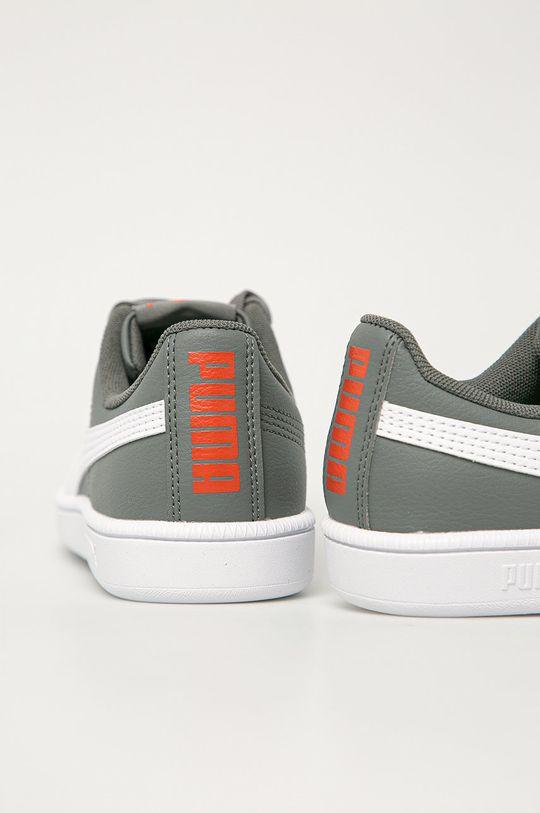šedá Puma - Dětské boty UP Jr