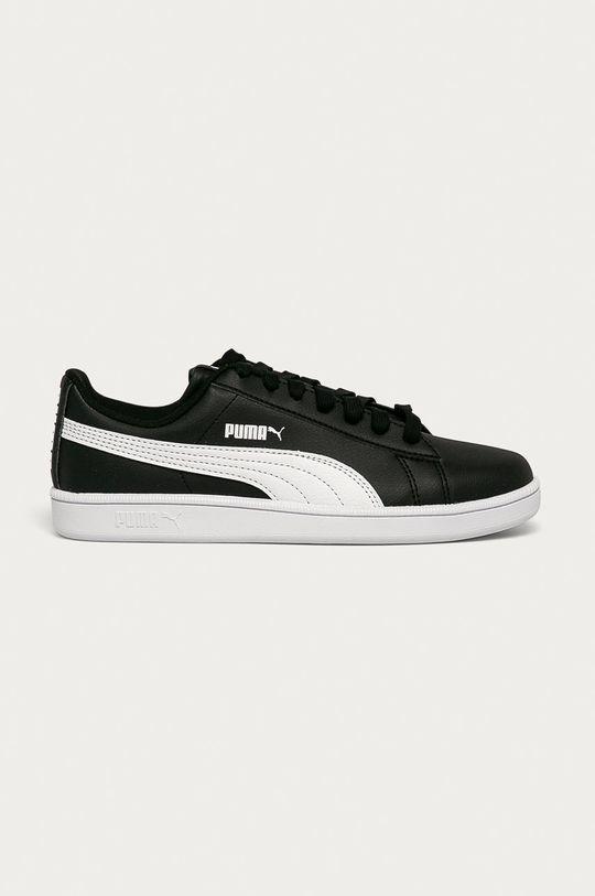 černá Puma - Dětské boty UP Jr Chlapecký