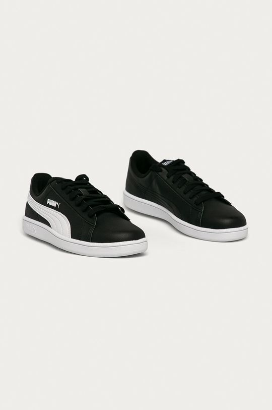 Puma - Dětské boty UP Jr černá