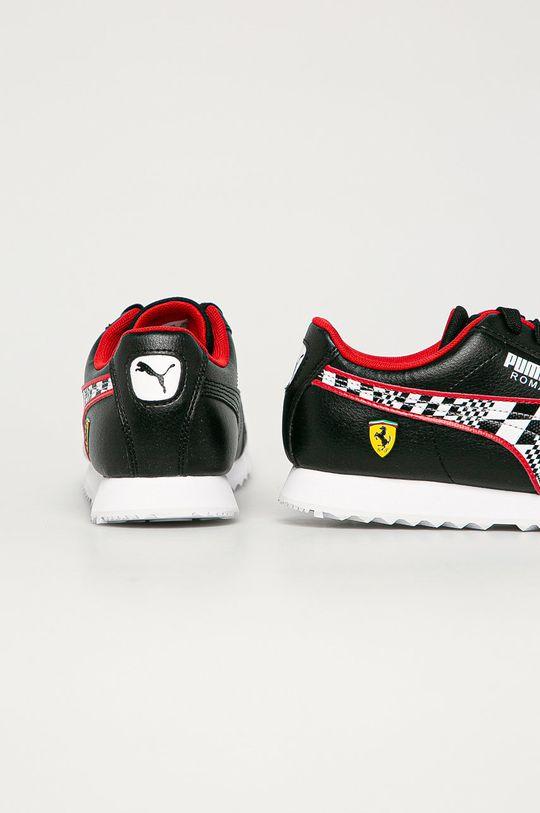 Puma - Detské topánky SF Roma  Zvršok: Syntetická látka Vnútro: Textil Podrážka: Syntetická látka