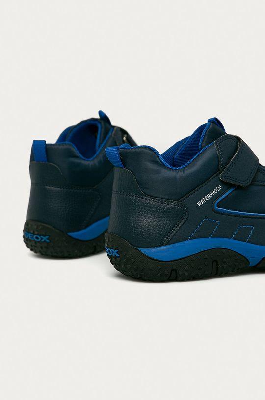 Geox - Dětské boty  Svršek: Umělá hmota, Textilní materiál Podrážka: Umělá hmota Vložka: Textilní materiál