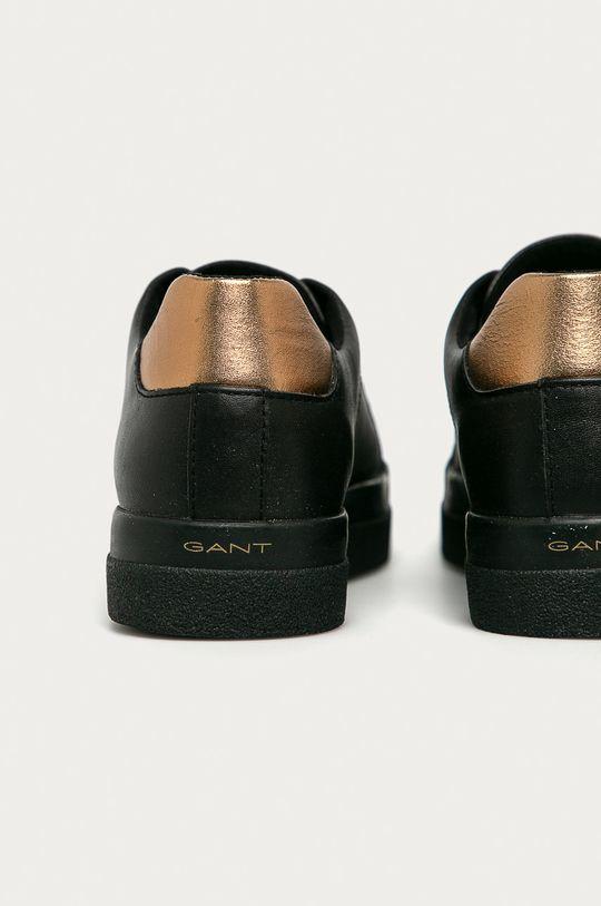 negru Gant - Ghete de piele Avona
