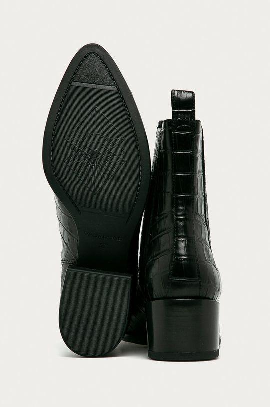 Vagabond - Westernové kožené boty Marja Dámský