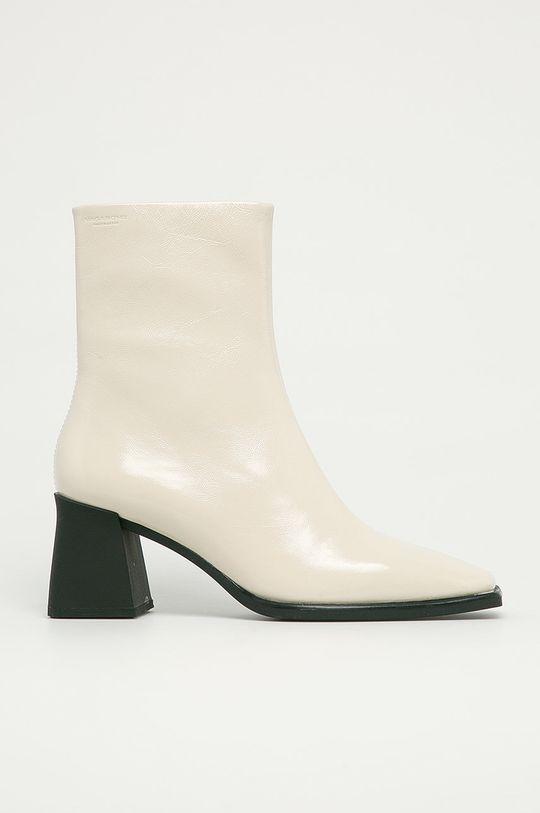bílá Vagabond - Kožené kotníkové boty Hedda Dámský