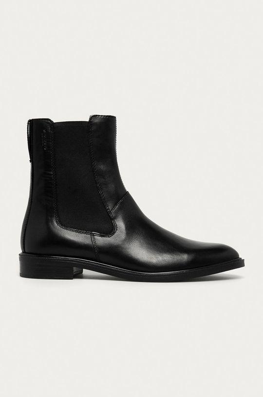 чорний Vagabond - Шкіряні черевики Frances Жіночий