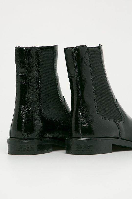 Vagabond - Kožené kotníkové boty Frances  Svršek: Přírodní kůže Vnitřek: Textilní materiál, Přírodní kůže Podrážka: Umělá hmota