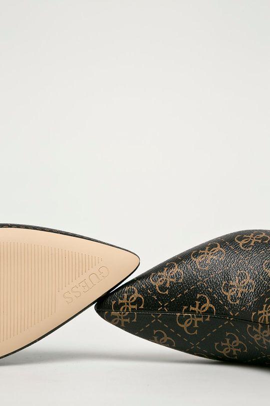 коричневий Guess Jeans - Черевики