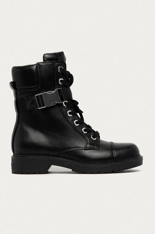 czarny Guess Jeans - Workery Damski