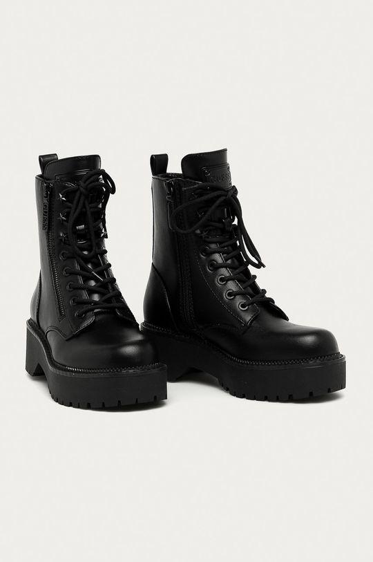 Guess Jeans - Bocanci negru