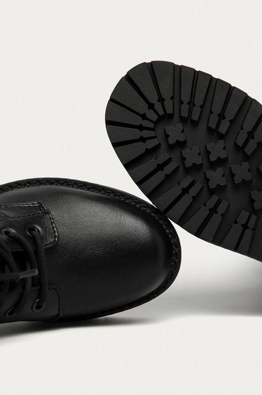 negru Guess Jeans - Bocanci