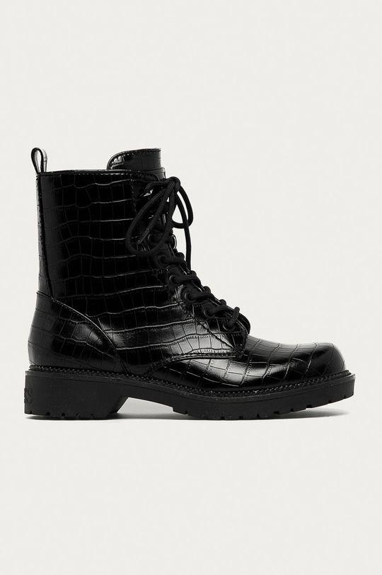 černá Guess Jeans - Farmářky Dámský