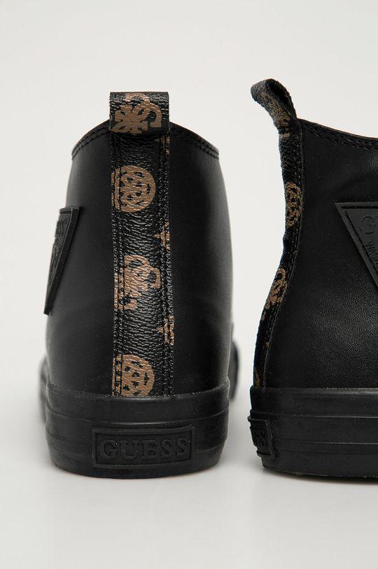 Guess Jeans - Trampki Cholewka: Materiał syntetyczny, Wnętrze: Materiał tekstylny, Podeszwa: Materiał syntetyczny