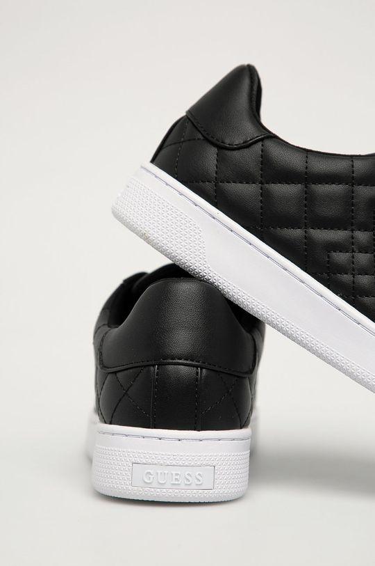 Guess Jeans - Buty Cholewka: Materiał syntetyczny, Wnętrze: Materiał tekstylny, Podeszwa: Materiał syntetyczny