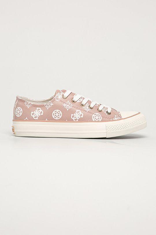 roz Guess Jeans - Tenisi De femei