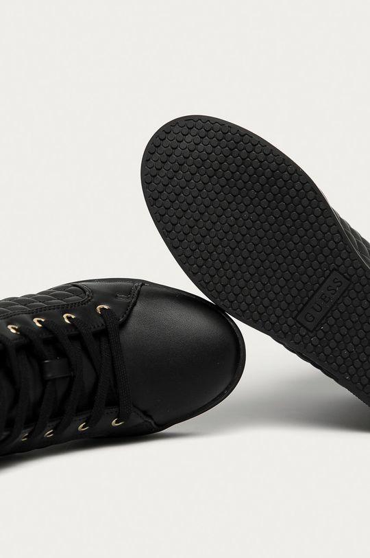 czarny Guess Jeans - Botki