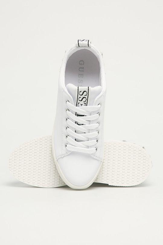 biela Guess Jeans - Topánky