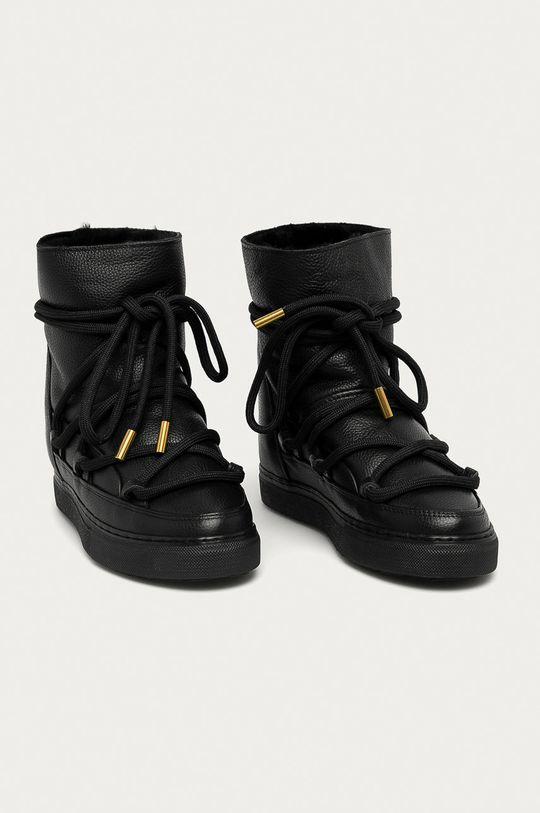 Inuikii - Шкіряні чоботи чорний