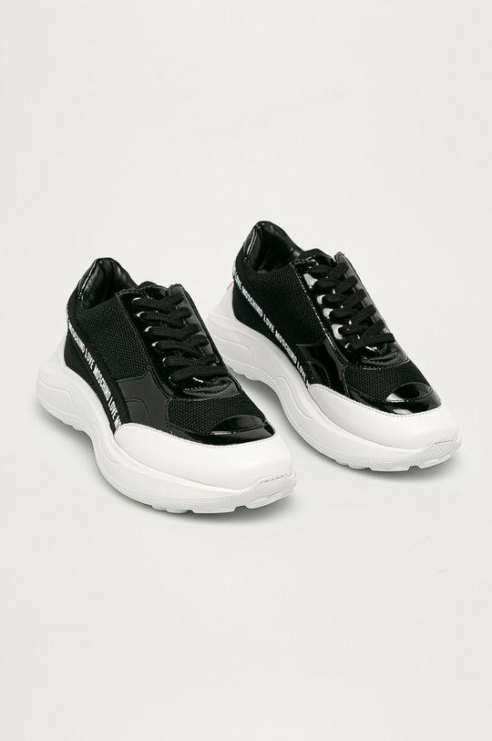 Love Moschino - Pantofi negru