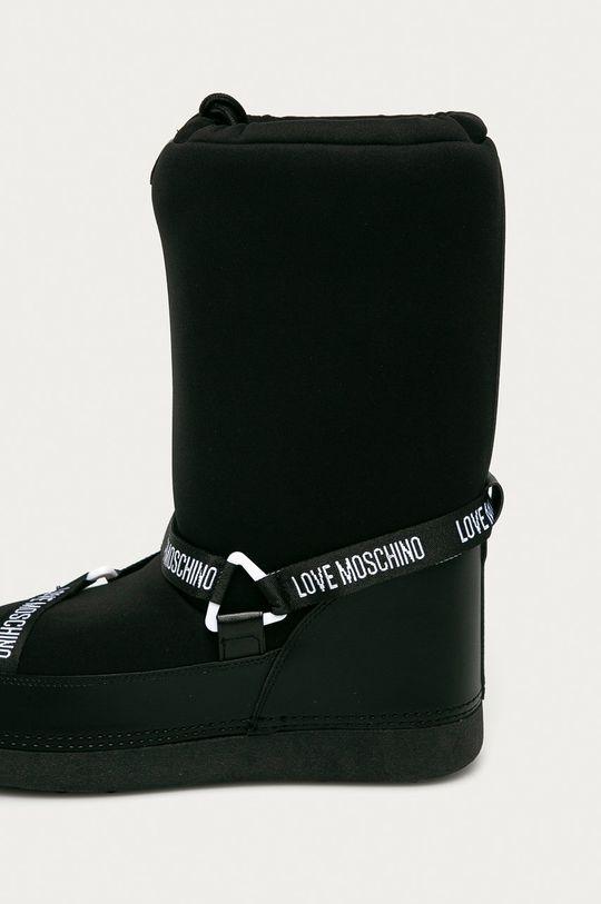 чорний Love Moschino - Зимові чоботи