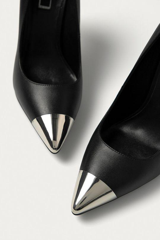чорний Liu Jo - Шкіряні туфлі