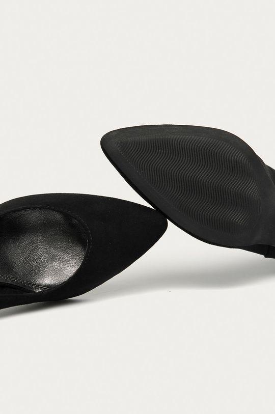 černá Marco Tozzi - Lodičky