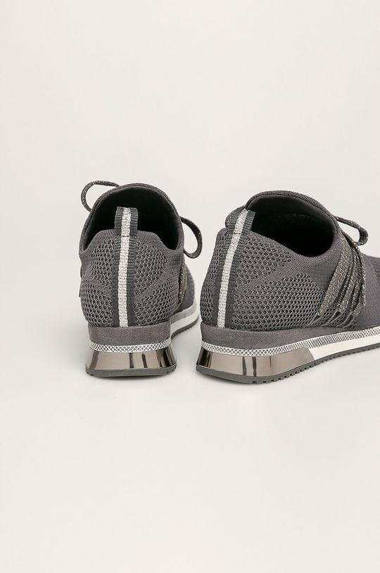 Marco Tozzi - Boty  Svršek: Textilní materiál Vnitřek: Umělá hmota, Textilní materiál Podrážka: Umělá hmota
