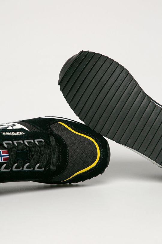 negru Napapijri - Pantofi