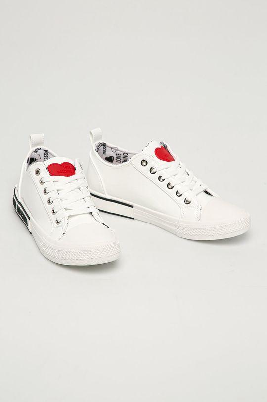 Love Moschino - Tenisky bílá
