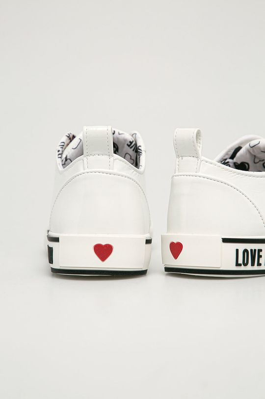 Love Moschino - Tenisky  Svršek: Umělá hmota Vnitřek: Textilní materiál Podrážka: Umělá hmota