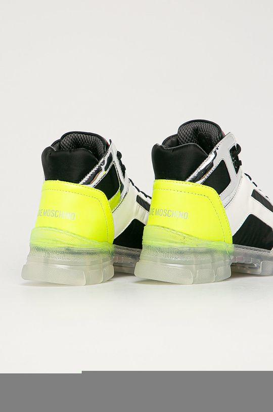 Love Moschino - Pantofi  Gamba: Material sintetic, Material textil, Piele naturala Interiorul: Material sintetic, Material textil Talpa: Material sintetic