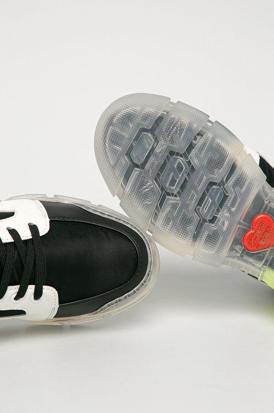 negru Love Moschino - Pantofi