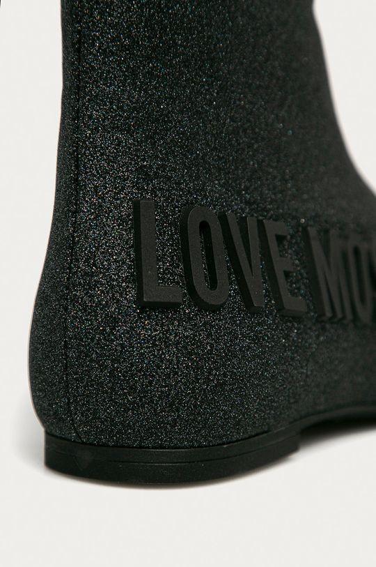 Love Moschino - Nízké kozačky Dámský