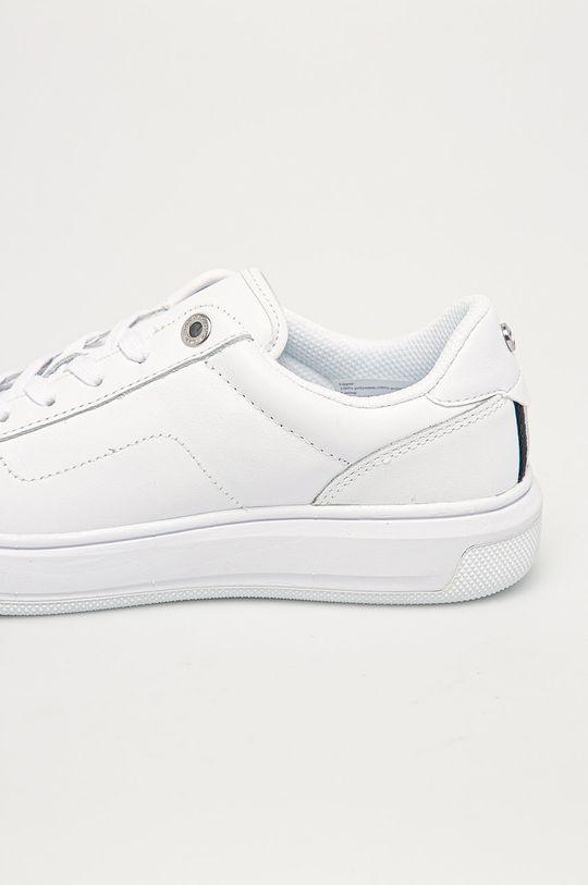 Tommy Hilfiger - Kožená obuv  Zvršok: Prírodná koža Vnútro: Textil Podrážka: Syntetická látka