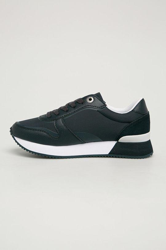Tommy Hilfiger - Pantofi  Gamba: Material sintetic, Material textil Interiorul: Material textil Talpa: Material sintetic