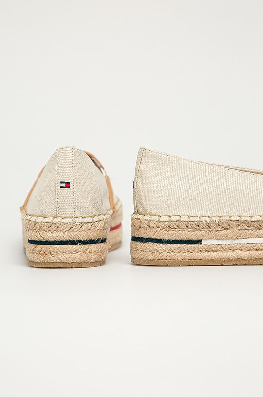 Tommy Hilfiger - Espadrile  Gamba: Material sintetic, Material textil Interiorul: Material sintetic, Material textil Talpa: Material sintetic