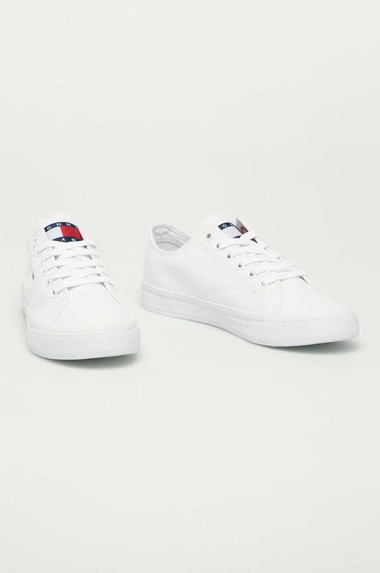 Tommy Jeans - Tenisky bílá