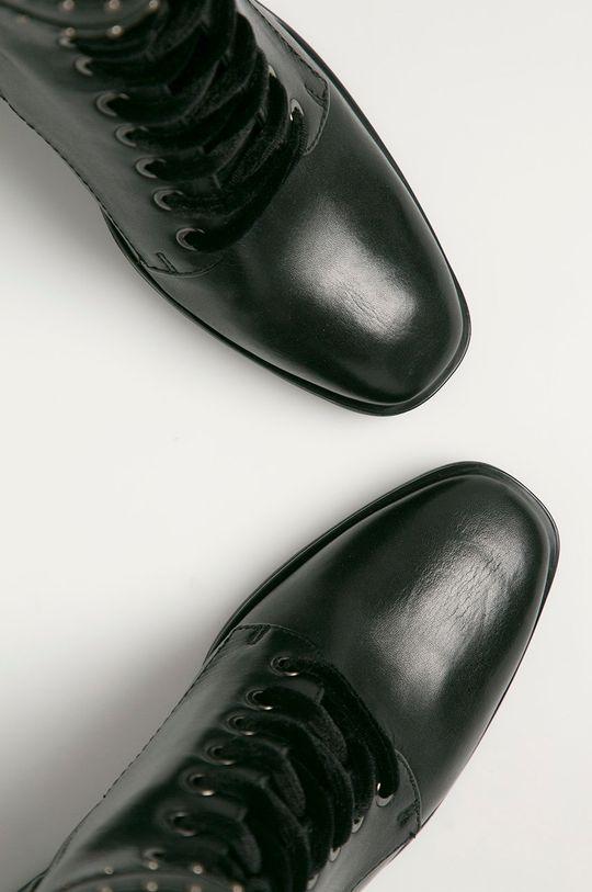 Liu Jo - Kožené kotníkové boty  Svršek: Přírodní kůže Vnitřek: Umělá hmota, Textilní materiál Podrážka: Umělá hmota
