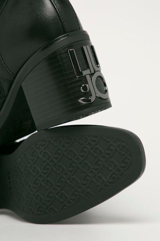 Liu Jo - Kožené kotníkové boty Dámský